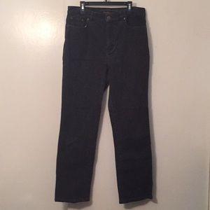 Lauren jeans co Ralph Lauren black jeans size 8